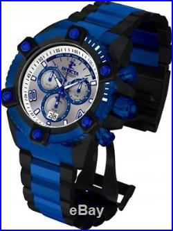 13021 Invicta Reserve Grand Octane Swiss 56mm Mens Chronograph SS Bracelet Watch