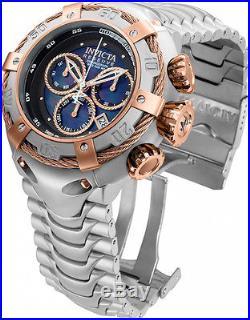 21342 Invicta Reserve Mens 52mm Thunderbolt Swiss Chronograph SS Bracelet Watch