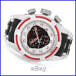 22161 Invicta Reserve Men 52mm Bolt Zeus Swiss Chronograph Silicone Strap Watch