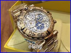 24989 Invicta Subaqua Noma I LTD Men' 47mm Quartz Chronograph SS Bracelet Watch