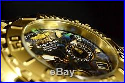 25801 Invicta Men's 47mm Subaqua Noma I Iridescent Dial 18K Gold Plated SS Watch