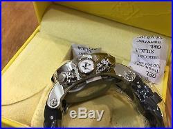 6105 Invicta Reserve Mens Venom Swiss Quartz Chronograph Green Dial Strap Watch