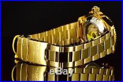 9010OB Invicta Men's Pro Diver COIN EDGE Automatic Yellow Gold Tone Steel Watch
