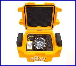 Authentic Invicta PRO DIVER 23696 Men's Black Dial Quartz Chronograph Watch