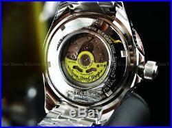 INVICTA Mens Grand Diver Gen 2 Automatic 3D Case & Dial DarkGray/Red 300M Watch