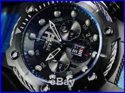 INVICTA Star Wars Darth Vader Black Ion Bolt Limited Edition Mens 1977 Watch NEW