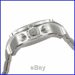 Invicta 0071 Men's Pro Diver SS Silver Dial Chronograph Watch