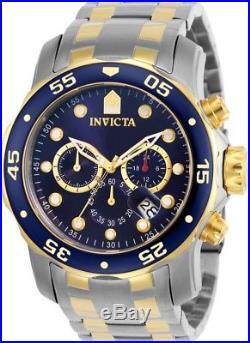 Invicta 0077 Men's Scuba Pro Diver II Collection Chronograph Watch