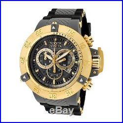 Invicta 0930 Men's Subaqua Black Quartz Watch