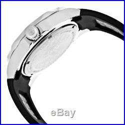 Invicta 12558 Men's Grand Diver Black Carbon Fiber Dial Rubber Strap Dive Watch