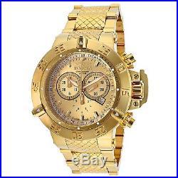 Invicta 14500 Men's Subaqua Gold-Tone Quartz Watch
