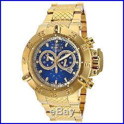 Invicta 14501 Men's Subaqua Gold-Tone Quartz Watch