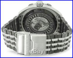 Invicta 15885 Jason Taylor Men's 50mm Stainless Steel Gunmetal Dial Watch