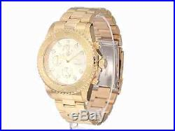 Invicta 1774 Pro Diver Collection Gold Plated Men's Watch