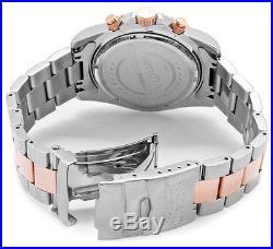 Invicta 1775 Men's Pro Diver Two Tone Steel Chronograph Dive Watch