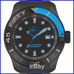 Invicta 20517 Men's TI-22 Black Titanium Automatic 50mm Stainless Steel Watch
