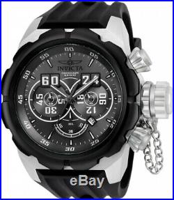 Invicta 21629 Russian Diver Men's 52mm Stainless Steel Chronograph Titanium Dial