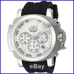 Invicta 22275 Men's I-Force Quartz Chronograph White Dial Watch
