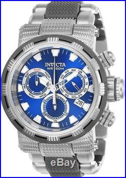 Invicta 23975 Men's Specialty Chronograph Blue Dial Day Date Watch
