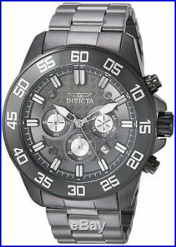 Invicta 24733 Men's Pro Diver Quartz Stainless Steel Watch