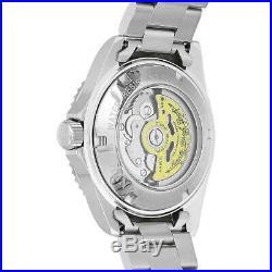 Invicta 24760 Men's Pro Diver Automatic Black Dial Steel Bracelet Dive Watch