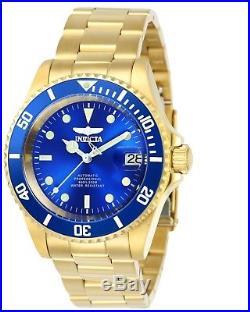 Invicta 24763 Men's Pro Diver Blue Dial Automatic Dive Watch