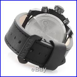 Invicta 24888 Character Collection Men's 50mm Chrono Black-Tone Steel Black Dial