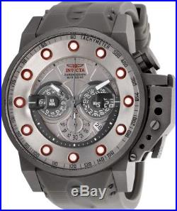 Invicta 25278 I-Force Men's 50mm Stainless Steel Titanium-Tone Dial Watch
