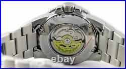 Invicta 25416 Pro Diver Automatic Stainless Steel Skeleton Black Dial Mens Watch
