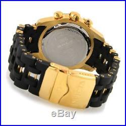 Invicta 25555 Bolt Sea Spider Men's Chrono Black Dial Watch
