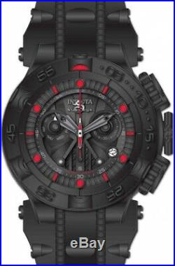 Invicta 26171 Star Wars Men's 50mm Chronograph Black-Tone Steel Black Dial Watch