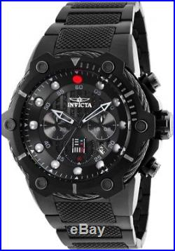 Invicta 26207 Star Wars Darth Vader Men's Chronograph 51.5mm All Black Watch