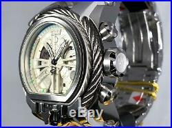 Invicta 26217 Reserve Star Wars Men's 52mm Bolt Zeus Magnum Swiss Bracelet Watch