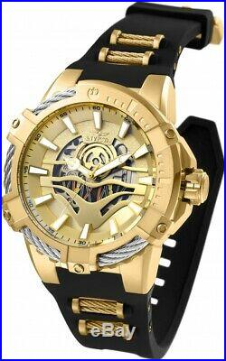 Invicta 26224 Star Wars Men's 51mm Automatic Gold-Tone Steel Gold Dial Watch