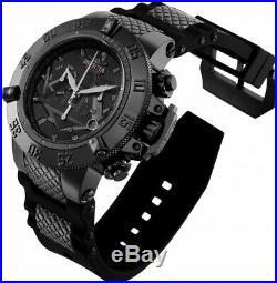 Invicta 26241 Star Wars Men's 50mm Chornograph Black-Tone Steel Black Dial Watch