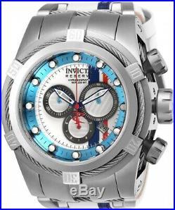 Invicta 26469 Reserve Men's Chronograph Bolt Zeus Race Team 53mm Watch