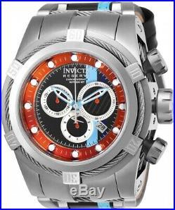 Invicta 26471 Reserve Men's Chronograph Bolt Zeus Race Team 53mm Watch