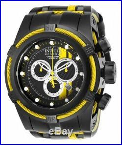 Invicta 26472 Reserve Men's Chronograph Bolt Zeus Race Team 53mm Watch