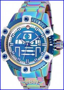 Invicta 26557 Star Wars Men's 48mm Automatic Iridescent-Tone Steel Watch