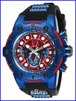 Invicta 26914 Marvel Men's Chronograph 51mm Stainless Steel Red Dial Watch