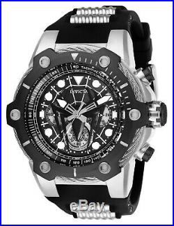 Invicta 26915 Marvel Men's Chronograph 51mm Stainless Steel Black Dial Watch