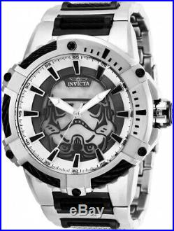 Invicta 27117 Star Wars Stormtrooper Men's 51mm Automatic Two-Tone Steel Watch