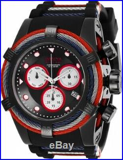 Invicta 27145 Bolt Men's 53mm Chronograph Black-Tone Stainless Steel Watch