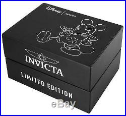 Invicta 27286 Disney Limited Edition Men's Chronograph 48mm Black-Tone Watch