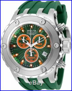 Invicta 27823 Subaqua Men's 52mm Chronograph Stainless Steel Green Dial Watch