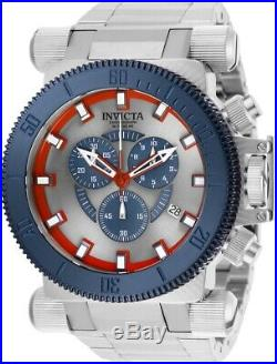 Invicta 27833 Coalition Forces Men's 51mm Chronograph Stainless Steel Watch