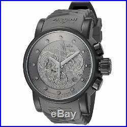 Invicta 28194 S1 Rally Men's 48mm Chronograph Black-Tone Gunmetal Dial Watch