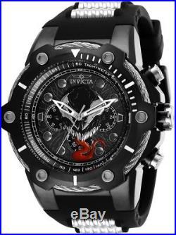 Invicta 29055 Marvel Venom Men's Chronograph 51.5mm Black Tone Steel Rubber
