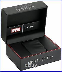 Invicta 29056 Marvel Venom Men's Chronograph 51.5mm Stainless Steel Rubber