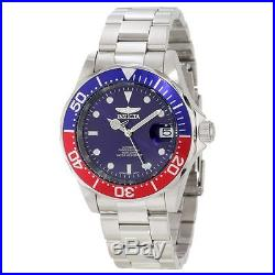 Invicta 5053 Men's Pro Diver Collection Blue Dial Automatic Watch